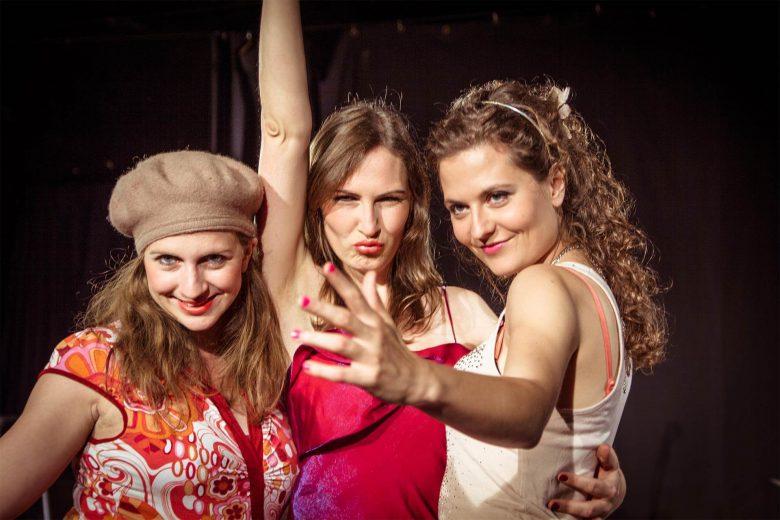 Live Partyband Evas Apfel